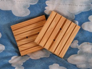 Pine Soap Dish